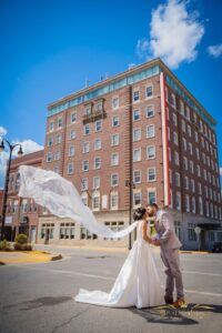 dubuque wedding videography