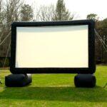 dubuque movie screen rental