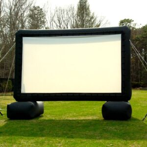 dubuque movie screen rental