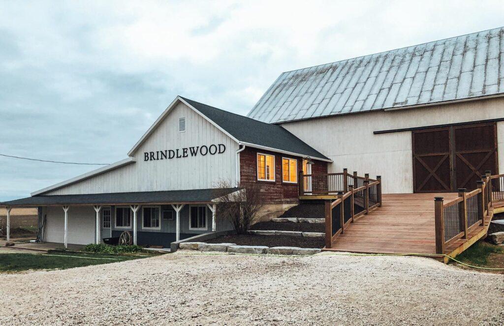 brindlewood barn wisconsin barn wedding venue