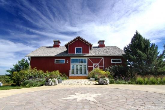 de novo barn iowa barn wedding venues