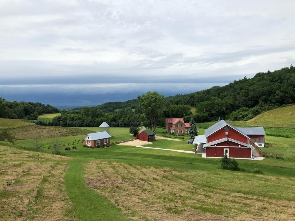 horstmann homestead wisconsin barn wedding venue