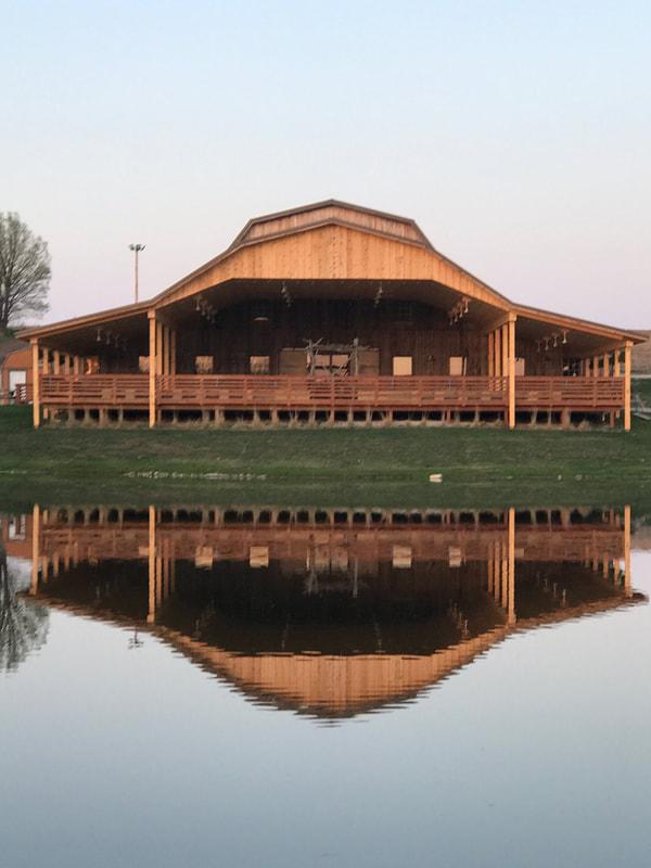 sunset ridge barn