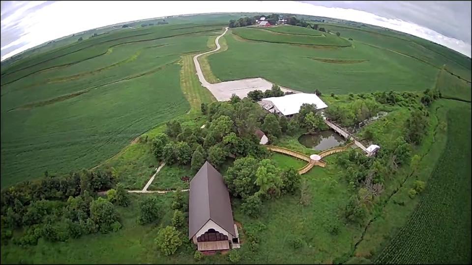 willow creek iowa barn wedding venue
