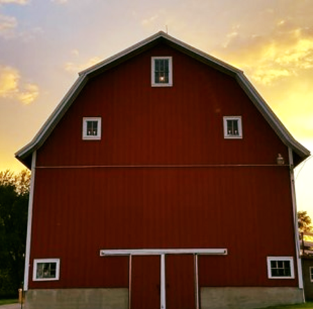Happily Ever After Wedding Barn illinois barn wedding venues