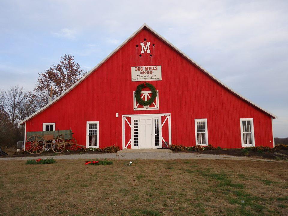 higher ground illinois barn wedding venues