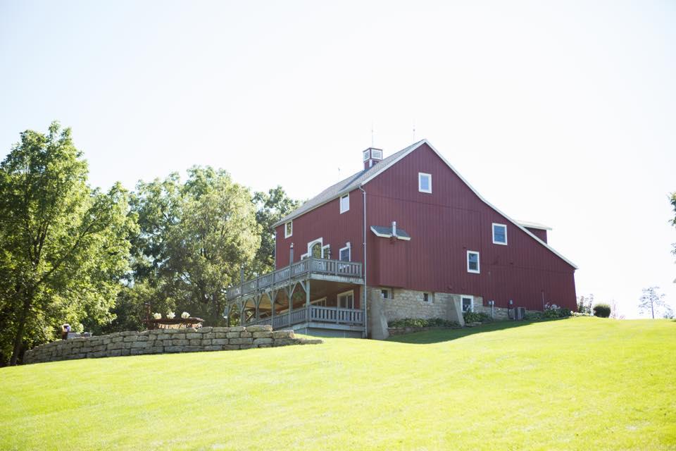 oak hill farm illinois barn wedding venues