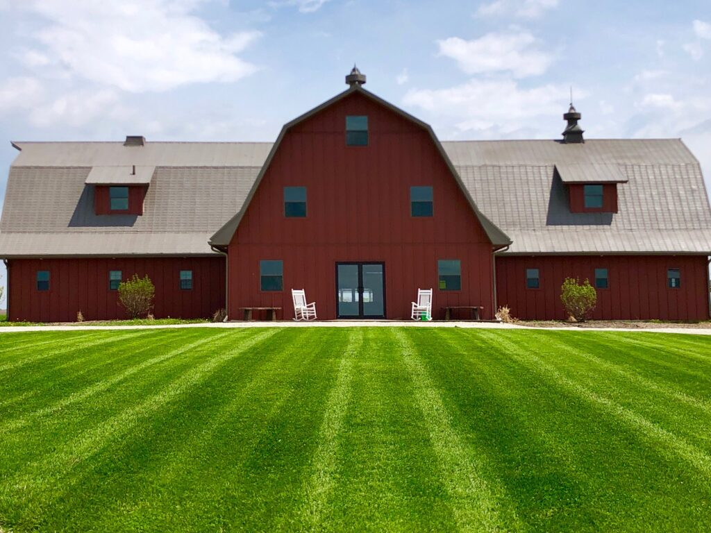the stables illinois barn wedding venues