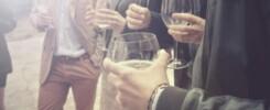 50 budget wedding reception food & beverage ideas