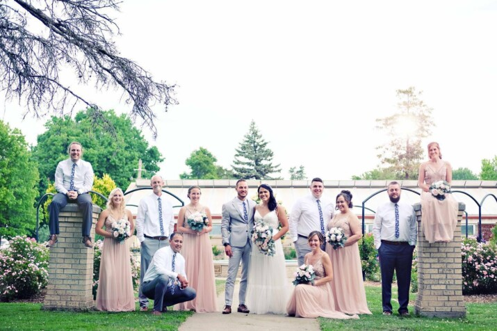 dubuque wedding videographer