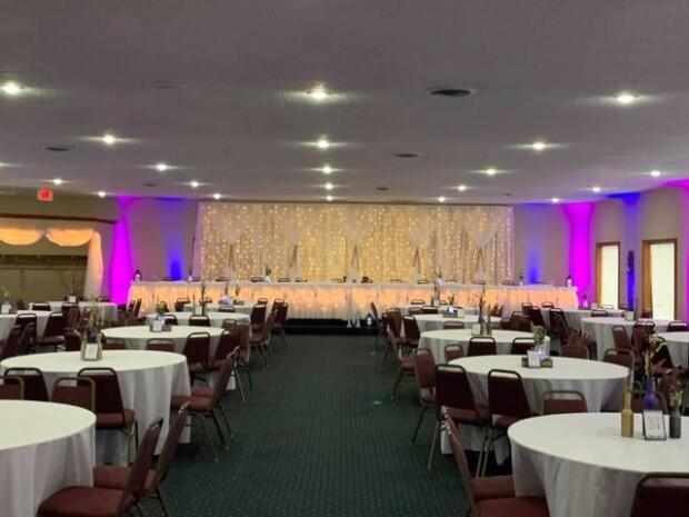 magestic pines event center