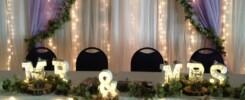 peosta wedding